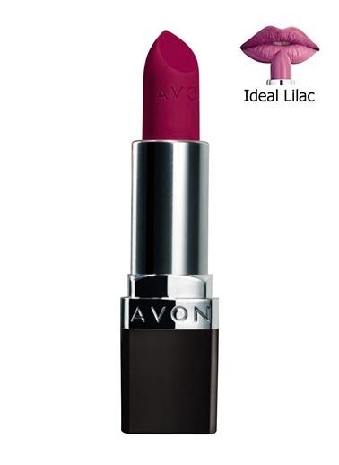 Avon Perfectly Mat Ruj Ideal Lilac Renkli